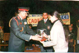 essay on national cadet corps
